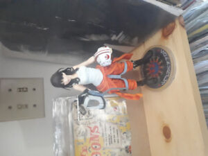 Video game and anime figures for sale!