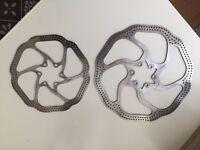 2 x avid hs1 rotors