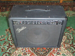Vintage 25 Watt Fender Champ 25SE Blues Junior Killer