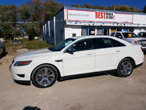 2010 Ford Taurus Limited All Wheel Drive
