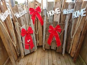Outdoor decoration Sleds