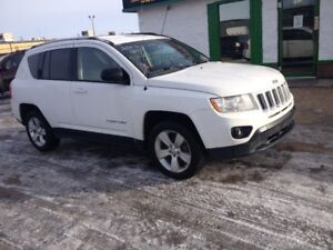 2013 Jeep Compass SUV, 4x4 Crossover