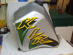1987 - 2007 Kawasaki KLR 650 Gas Tank - Very Good Condition