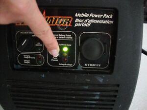 MotoMaster Eliminator Mobile Power Pack Kawartha Lakes Peterborough Area image 3