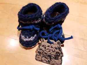 Baby moccasins NEW with tags