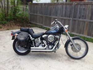 1989 Harley Davidson Softail