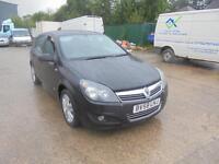 Vauxhall Astra 1.6 16v ( 115ps ) SXi 5 DOOR - 2008 58-REG - FULL 12 MONTHS MOT