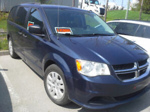 A vendre Dodge Grand Caravan 2015 , 90 500 KM, 13 500 $ nég.