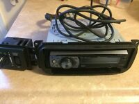 Pioneer CD player / with iPod control / headlight Switch