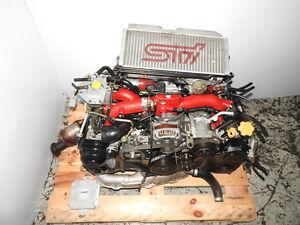 JDM Subaru WRX STI V8,V9 Spec-C MOTOR VF36 ball-bearing Twinscro