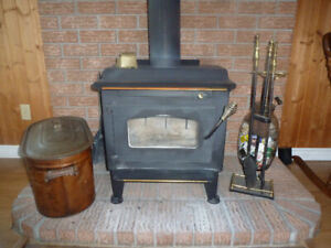Canadian made Wood Stove