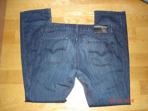 GUESS LINCOLN - SLIM STRAIGHT MEN'S JEANS - SIZE 34