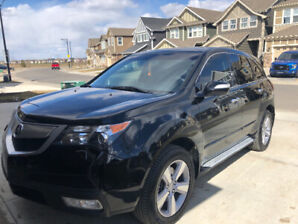 2013 ACURA MDX- TECHPKG.- 7 Seater -DVD player- Very Clean