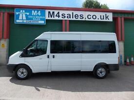Ford Transit 350 14 Seat Minibus