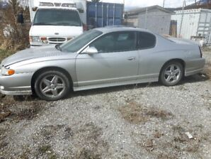 2005 Chevy Monte Carlo SS