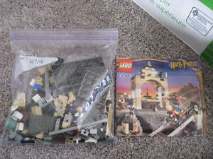 Harry Potter Lego – Opened w/instructions and 100% pieces
