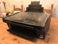 Epson SX425 wireless printer and scanner
