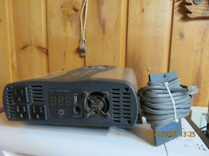Power inverter remote control on/off switch pour cobra 2575
