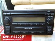 Toyota original double din radio cd player Hurstville Hurstville Area Preview