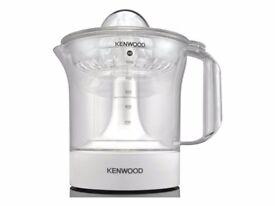 New Kenwood citrus juicer