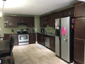 Fully renovated three bedroom, two bath HOUSE for rent in Sarnia