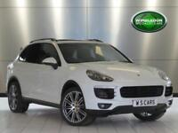 2015 PORSCHE CAYENNE D V6 TIPTRONIC S / 1 OWNER / PANORAMIC ROOF / REVERSE CAM