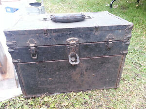 Vintage Machinist's Tool Chest