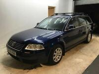 Volkswagen Passat 1.9TDI LONG MOT SERVICE HISTORY VERY CLEAN CAR