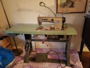 Brother DB-B756 Industrial Sewing Machine w/ table