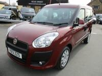 2013 Fiat Doblo MYLIFE WAV Wheelchair Accessible Vehicle * Only 12,000 Miles *