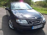 2005 55 SAAB 9-3 2.0 VECTOR T 2D 150 BHP ** YES ONLY 26K FROM NEW !! **