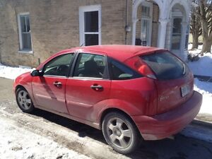 2004 Ford Focus 4dr hatch