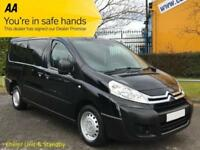 2014/64 Citroen Dispatch 2.0HDi 125 L2H1 1200 LWB [ Fridge Chiller&Standby ] van