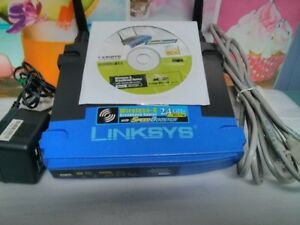 Router Linksys SPEED BOOSTER