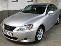 Sept 2008 '58' LEXUS IS 220D 2.2 TD 175 BHP DIESEL 6 Speed SALOON