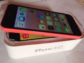 iPhone 5c Pink Unlocked