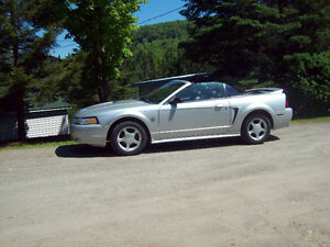1999 Ford Mustang GT Coupé (2 portes)