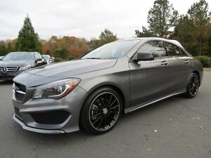 2014 Mercedes-Benz CLA250 4MATIC Lease transfer transfert bail