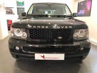 Land Rover Range Rover Sport 3.6 TDV8 HSE Auto E4 4X4 Black
