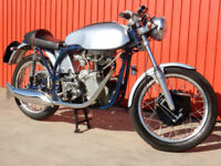 NORVELO MANX Norton/Velocette CAFE RACER ROAD RACER TRITON SPECIAL
