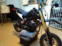 50cc pitbike very clean