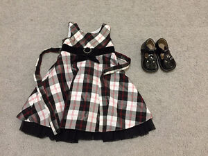 lot of (30 pcs) great shape winter clothes for girl size 2T