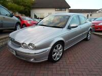 2005 Jaguar X-Type 2.5 V6 SE (AWD) 4dr