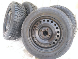 Snow Tires and Rims - $500.00