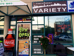 Variety store for sale