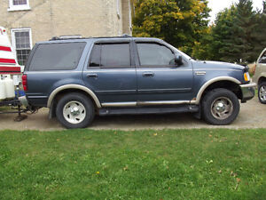 1998 Ford Expedition SUV, Crossover Kitchener / Waterloo Kitchener Area image 10