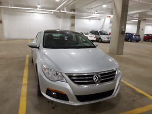 2011 Volkswagen CC Sport Package Sedan