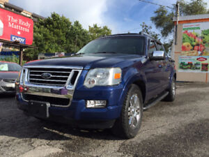 2008 Ford Explorer Sport Trac Limited SUV, Crossover  **