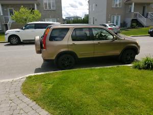 Honda crv 2003 AWD