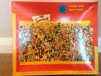 The Simpsons jigsaw